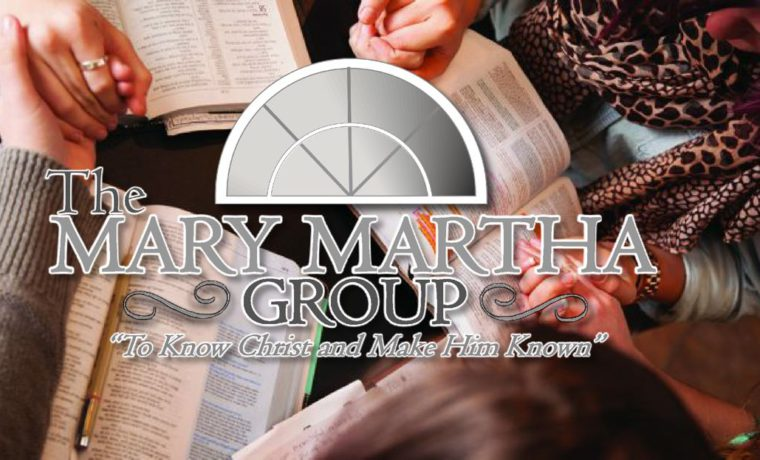 Mary Martha Group