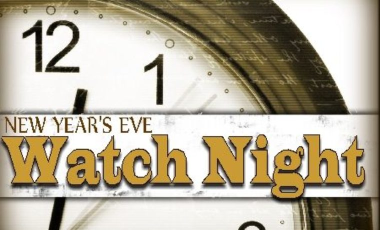Watchnight Service